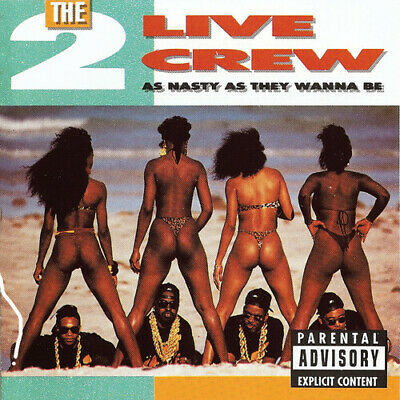 $ CDN29.31 • Buy 2 Live Crew - As Nasty As They Wanna Be [New CD]