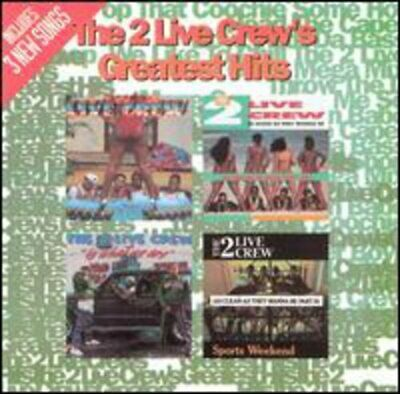 $ CDN29.35 • Buy 2 Live Crew - Greatest Hits [New CD] Clean