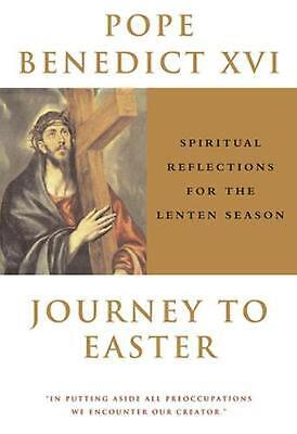 AU41.15 • Buy Journey To Easter: Spiritual Reflections For The Lenten Season By Pope Benedict