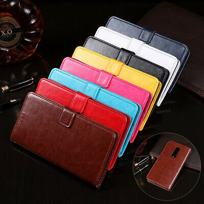 AU6.68 • Buy For OnePlus 7T 7 Pro 6 6T 5 5T 3T Magnetic Leather Flip Wallet Phone Case Cover
