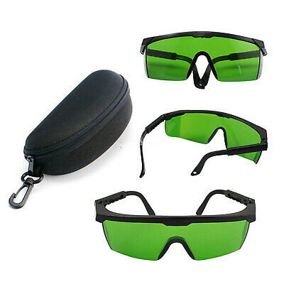Indoor Hydroponics Grow Light Room Glasses Goggles Anti UV For HID HPS MH & LED • 8.47£