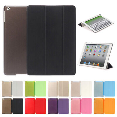 AU8.90 • Buy Premium Ultra Slim Silky Trifold Case Cover Stand For Apple IPad Pro 10.5  2017