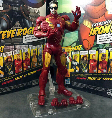$11.99 • Buy Marvel Legends Iron Man MK 4 Armor Sunglass With Stand 6  Action Figure Loose