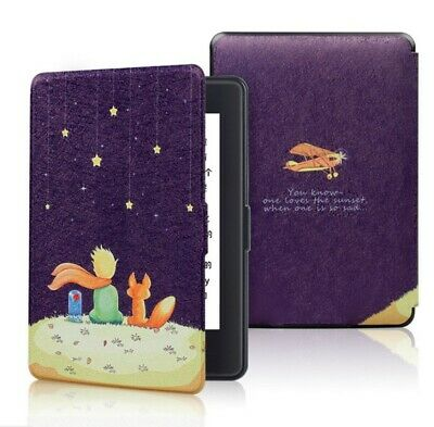 AU23.44 • Buy Little Prince Smart Shell Magnet Case Cover For Amazon Kindle Paperwhite & Basic