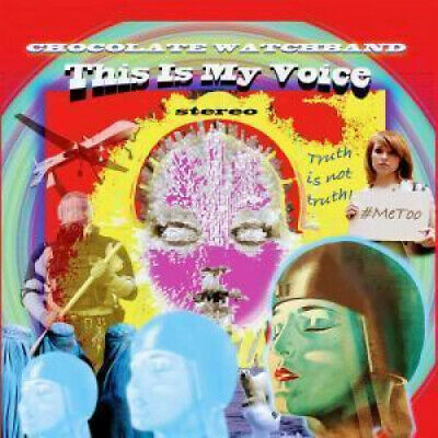 CHOCOLATE WATCHBAND This Is My Voice LP VINYL Europe Dirty Water 2019 11 Track • 17.99£