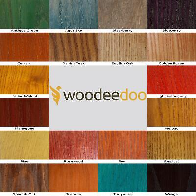 £1.95 • Buy Water Based Interior Wood Stain Dye/ SPRING Range / Odour Solvent Free /Fast Dry
