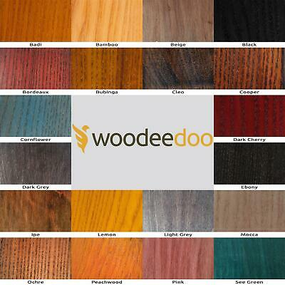 £1.95 • Buy Water Based Interior Wood Stain Dye/ SUMMER Range / Odour Solvent Free /Fast Dry