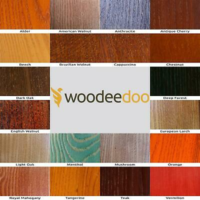 £1.95 • Buy Water Based Interior Wood Stain Dye/ AUTUMN Range / Odour Solvent Free /Fast Dry