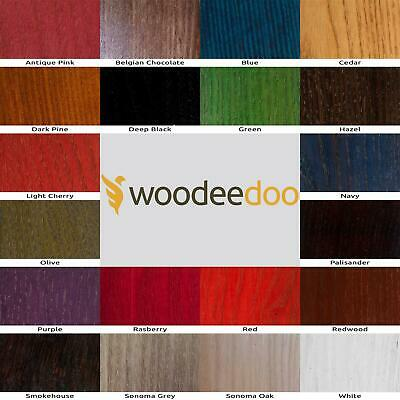 £1.95 • Buy Water Based Interior Wood Stain Dye/ WINTER Range / Odour Solvent Free /Fast Dry