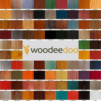 £1.95 • Buy Water Based Interior Wood Stain Dye / 80 Colours / Ready To Use Odour Free