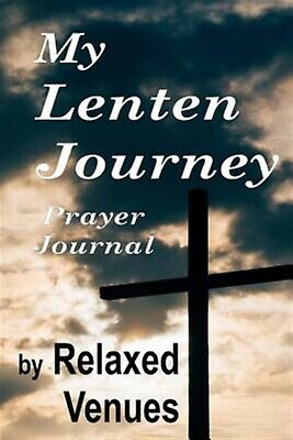 AU16.45 • Buy My Lenten Journey: Prayer Journal By Venues, Relaxed -Paperback