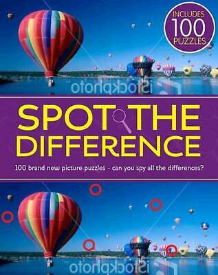 £9.19 • Buy Amazing Picture Puzzles (Spot The Difference), , Used Excellent Book