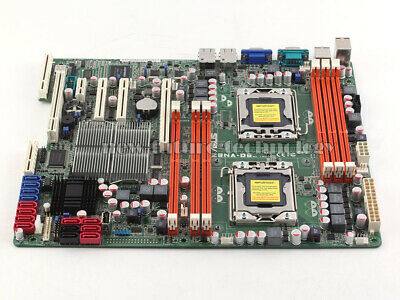 $ CDN117.77 • Buy ASUS Z8NA-D6 LGA 1366 Intel 5500 VGA USB RJ-45 Server Motherboard With I/O