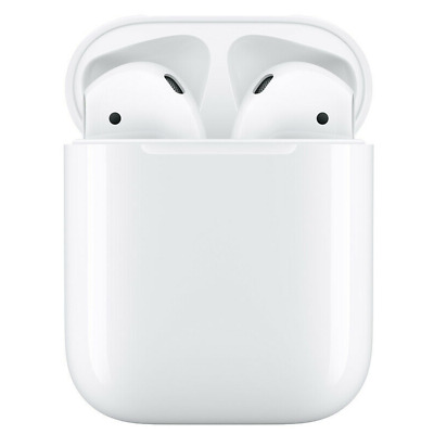 View Details Genuine Apple Airpods White 2nd Generation MV7N2AM/A W/ Wired Charging Case • 129.00$