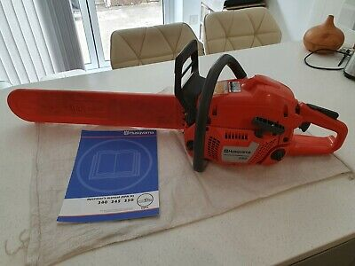 View Details Husqvarna 350 18 In. 52 Cc Chainsaw • 130.00£