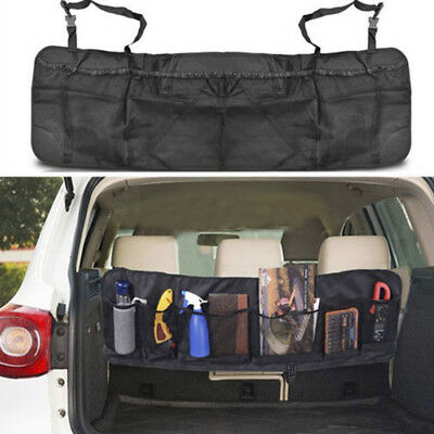 $4.31 • Buy AUTO Accessories New Car Seat Back Multi-Pocket Insulation Storage Bag Organizer