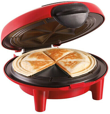 $33.16 • Buy Quesadilla Maker Hamilton Beach Durable Heavy Duty Kitchen Cooking