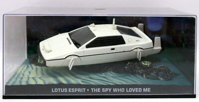 $ CDN57.45 • Buy Fabbri 1/43 Scale Diecast - Lotus Esprit Submarine- The Spy Who Loved Me