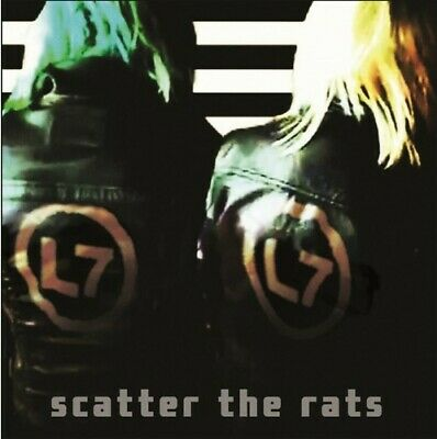 L7 - Scatter The Rats [New CD] • 12.20£