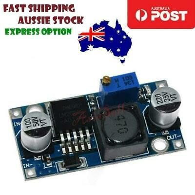 AU8.64 • Buy LM2596 DC-DC Buck Converter 3A Max Step Down Module LM2596S DC-DC 4.5V-40V SMD