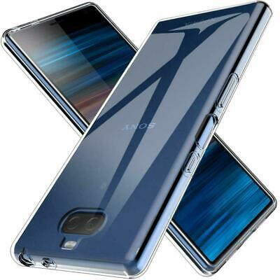 $ CDN3.76 • Buy For Sony Xperia 1 5 10 II XZ2 XZ3 XA2 Ultra Thin Clear Soft Silicone Case Cover