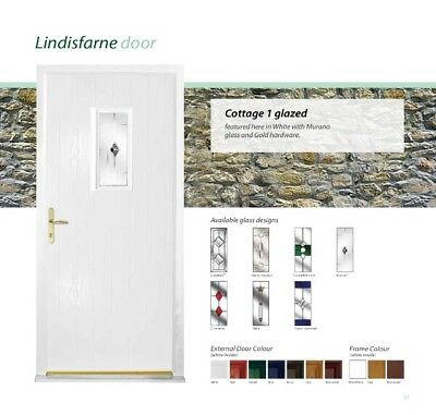 Composite Door Supplied And Fitted • 720£