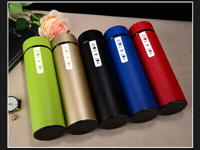 AU27.99 • Buy HOT & COLD Stainless Steel Bottle Thermos Coffee Tea Fruit Infuser Drink Bottle