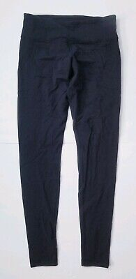 d337957959a54a Lululemon Wunder Under Low Rise Size 8 Black Luon Pants Yoga • 39.99$