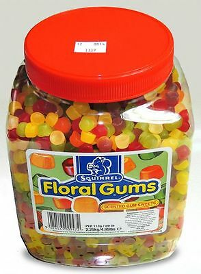 Squirrel Floral Gums  Cherry Lips 2.25kg  • 19.99£