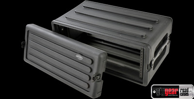 AU339.99 • Buy SKB Roto Molded 4U Shallow Rack Case - 1SKB-R4S