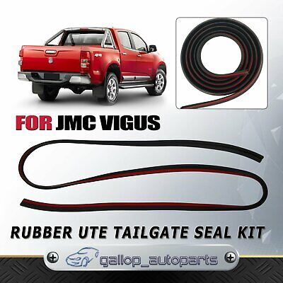 AU35.90 • Buy For Jmc Vigus Tailgate Seal Kit 3m Rubber Ute Dust Tail Gate Seal