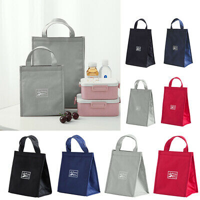 AU10.17 • Buy Insulated Thermal Cooler Lunch Box Carry Tote Storage Bag Portable Travel Picnic