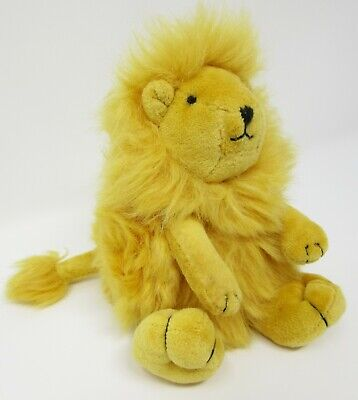 Jellycat Small Puffball Lion Baby Soft Toy 6  Beanie Comforter Stuffed Animal • 19.99£