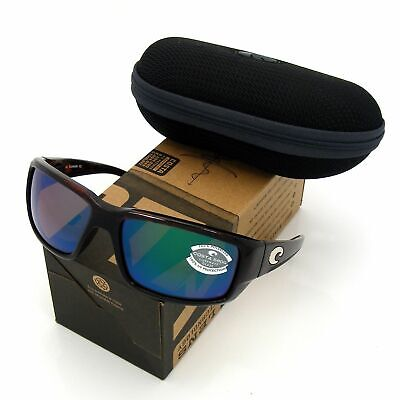 923041013 NEW Costa Del Mar Fantail TF10GMGLP Tortoise Frame / Green Mirror 400 Lenses  • 159.99$