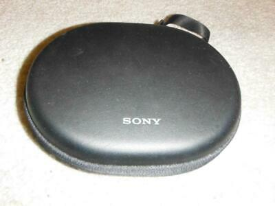 $ CDN21.28 • Buy Sony Genuine Carrying Case For Headphones WH-1000XM2 Or WH-1000XM3 BLACK