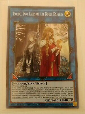 AU4 • Buy Isolde, Two Tales Of The Noble Knights - SOFU-ENSE1 Yugioh Card (Mint/Near Mint)