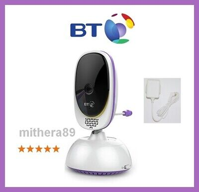View Details BT 5000 / 6000 (4000 3000) Video Baby Monitor ADDITIONAL CAMERA + Power Adaptor • 54.95£