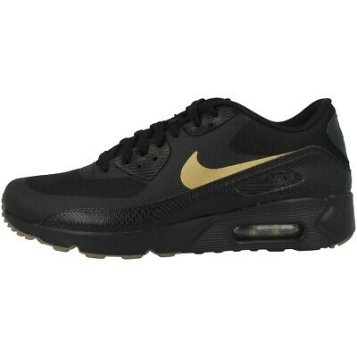 NIKE Air Max 90 Ultra 2.0 Essential Mens Running Trainers 875695 Sneakers Shoes (UK 10 US 11 EU 45, Dark Stucco 013)