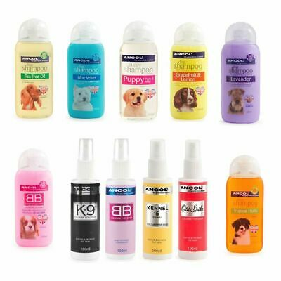 Ancol Fragrance Dog Cologne Perfume Scent & Fragrant Shampoo  • 6.99£