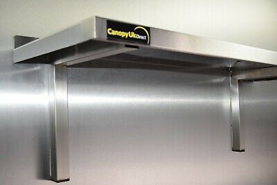 Stainless Steel Shelves 900x300mm For Commercial Kitchens Workshops And Stores • 34.99£