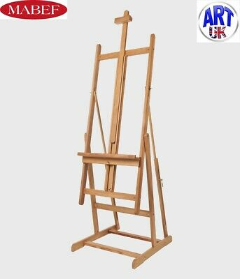 £205 • Buy Mabef Professional Artists Beech Wood Convertible Studio Easel - M/08