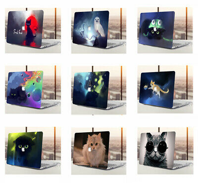 £15.63 • Buy Cat Painted Laptop Cover Case To MacBook Air 11  13  2010-2020 A1465/A1466/A2337