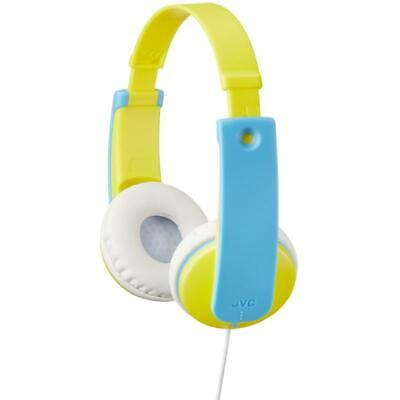 JVC HAKD7/YELLOW Tiny Phones Kids Stereo Wired Headphones For Age 3+ - Yellow • 18.59£