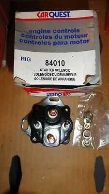 $17 • Buy NORS 80s 90s FORD LINCOLN MERCURY STARTER SOLENOID CARQUEST 84010