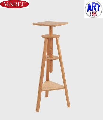 £155 • Buy Mabef Professional Artists Beech Wood Sculpture Stand/Trestle - M/36