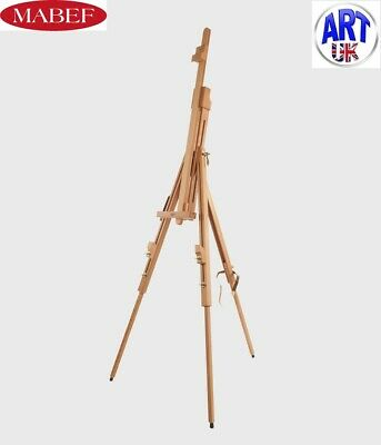 £135 • Buy Mabef Professional Artists Beech Wood Giant Sketching Field Easel - M/32