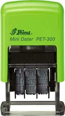£6.52 • Buy Self Inking Date Stamp Rubber Office/Home Stampers School Cheque Book Dater New