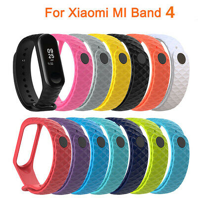 $1.58 • Buy Wholesale Silicone Wrist Band Strap Wristband Replacement For Xiaomi Mi Band 4