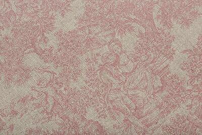 Girones French Vintage Toile Oilcloth Tablecloth Red 135 X 230cm • 46.38£