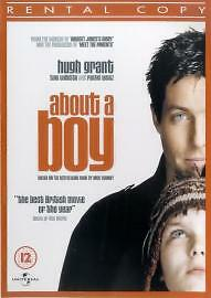 About A Boy By , Good Used Book (DVD) FREE & FAST Delivery! • 1.75£
